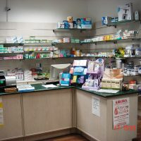 Arredo Negozio -Farmacia