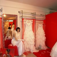 Arredo Negozio - Abiti da Sposa
